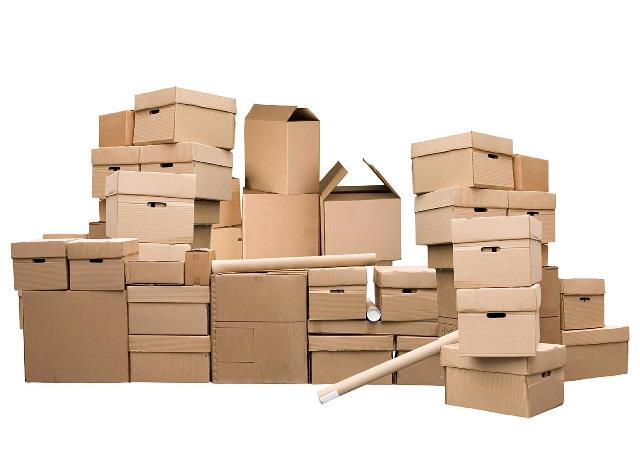 Картонные коробки, короба