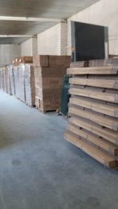 Гофрокартон для изготовления картонной упаковки
